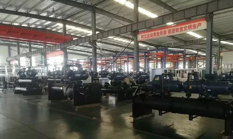 奥利凯空调服务河北邯郸涉县秀水湾休闲农庄