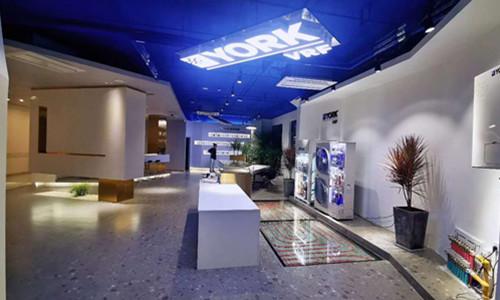 原创:重磅来袭,约克VRF全国首家城市体验中心落户杭州