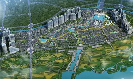 海信中央空调助力闽越水镇,打造舒适环境